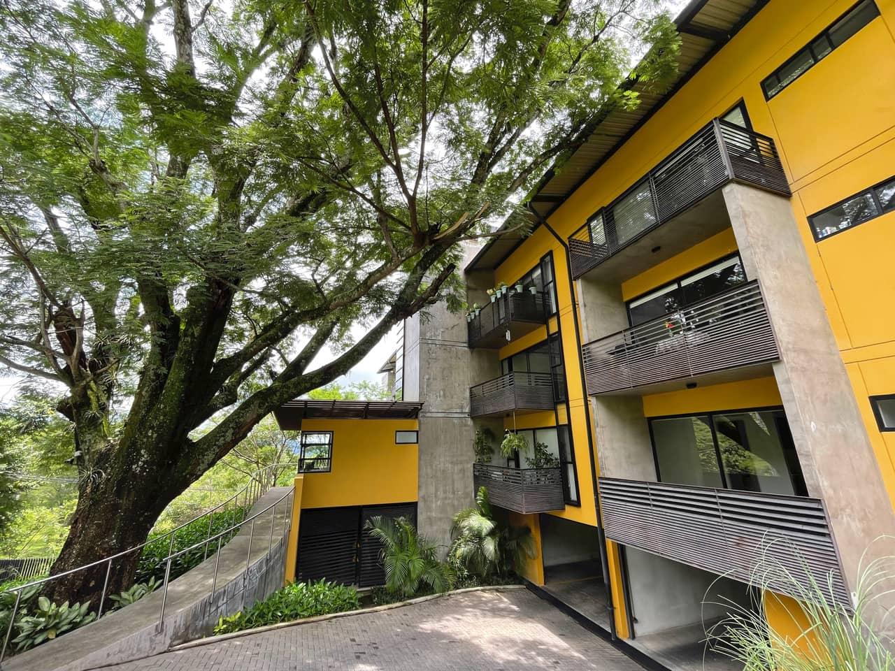 Apartamento en venta y alquiler en condominio Bakia Santa Ana